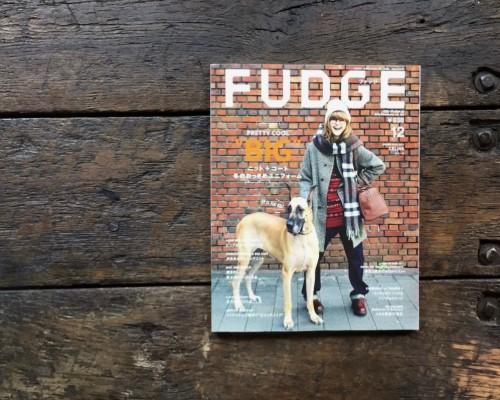 fudge 12月号 2016