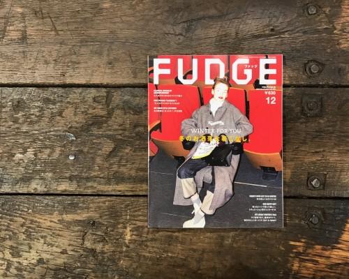 FUDGE 12月 2017